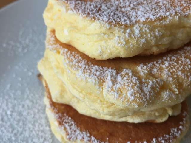 ホット メレンゲ パン ケーキ ミックス ふわふわ ケーキ