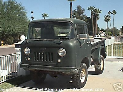 used jeeps and jeep parts for sale 1963 willys fc150 forward control pinterest jeep. Black Bedroom Furniture Sets. Home Design Ideas