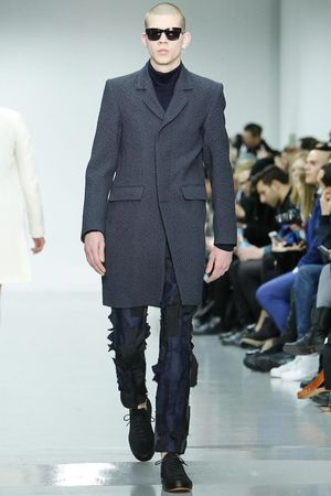 Matthew Miller Menswear Fall Winter 2014 London - NOWFASHION