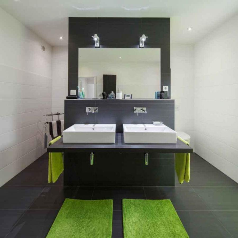 Dekoration Badezimmer Grun Badezimmer Ohne Fenster Badezimmer