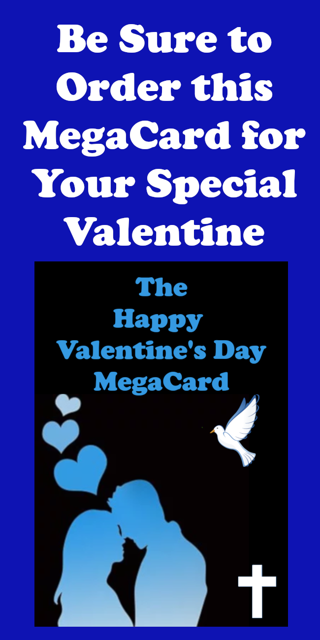 Your Valentine will love it and it can be shared between