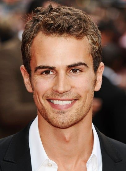 10 Things To Know About Theo James, Your Next Celeb Crush #refinery29