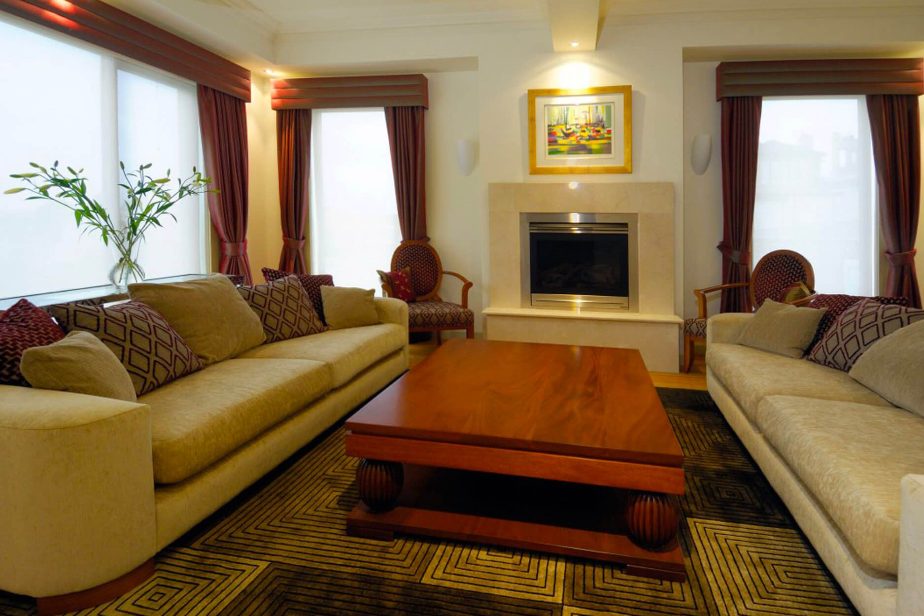 Buy quality modern lounge with art deco influence from timeless