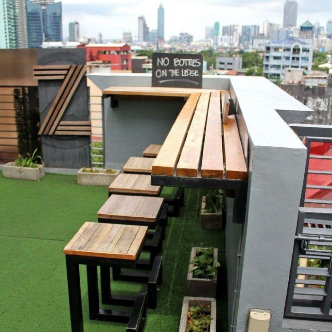 42+ The Insider Secrets of Outdoor Balcony Bar Terraces