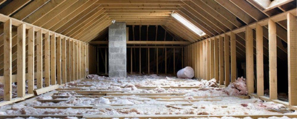 14 Winter Home Improvements That Save You Cash Attic Rooms Attic Conversion Attic