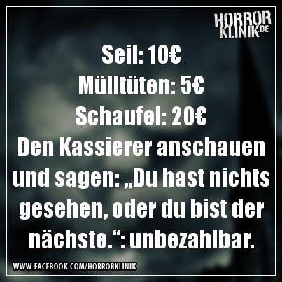horrorklinik sprüche horror klinik | Horrorklinik Sprüche | Horror, Humor und Funny horrorklinik sprüche