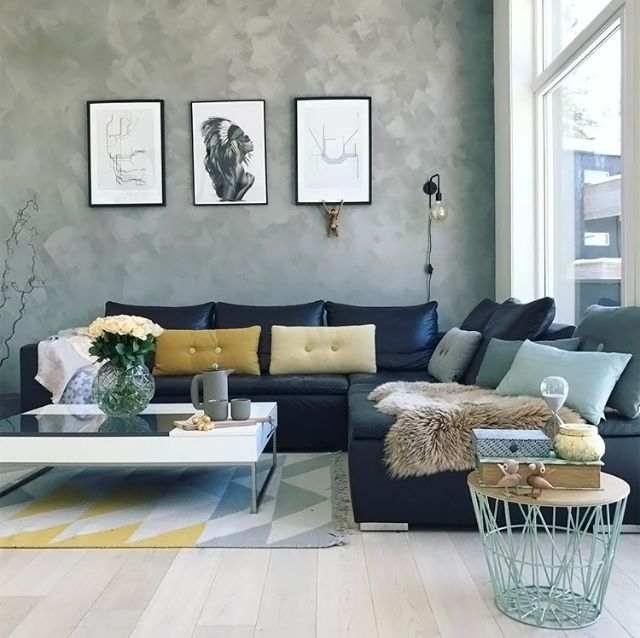 The Gorgeous Living Room Of @kristinekval, Ferm Living