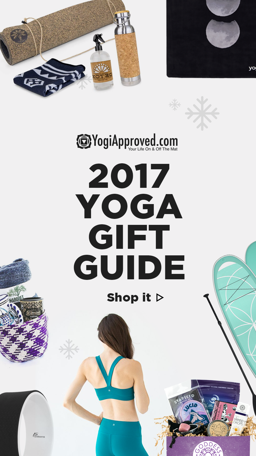 yoga gift guide 2017 dealssite co