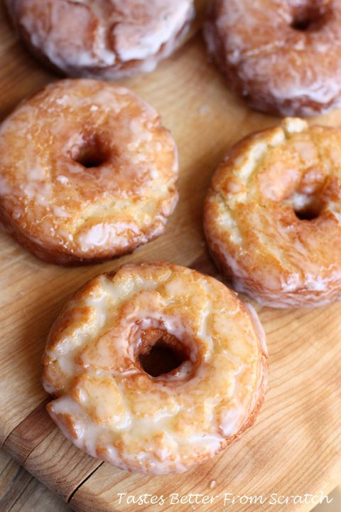 Old Fashioned Sour Cream Donuts Recipe Sour Cream Donut Easy Donut Recipe Homemade Donuts