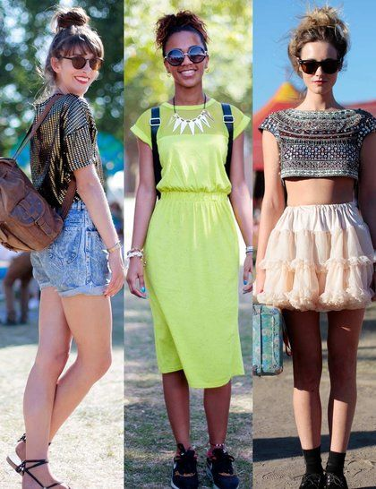 Lovebox Street Style 2013 | ELLE UK