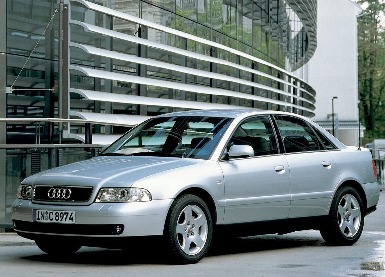 1999 Audi A4. Repair ManualsCar ...