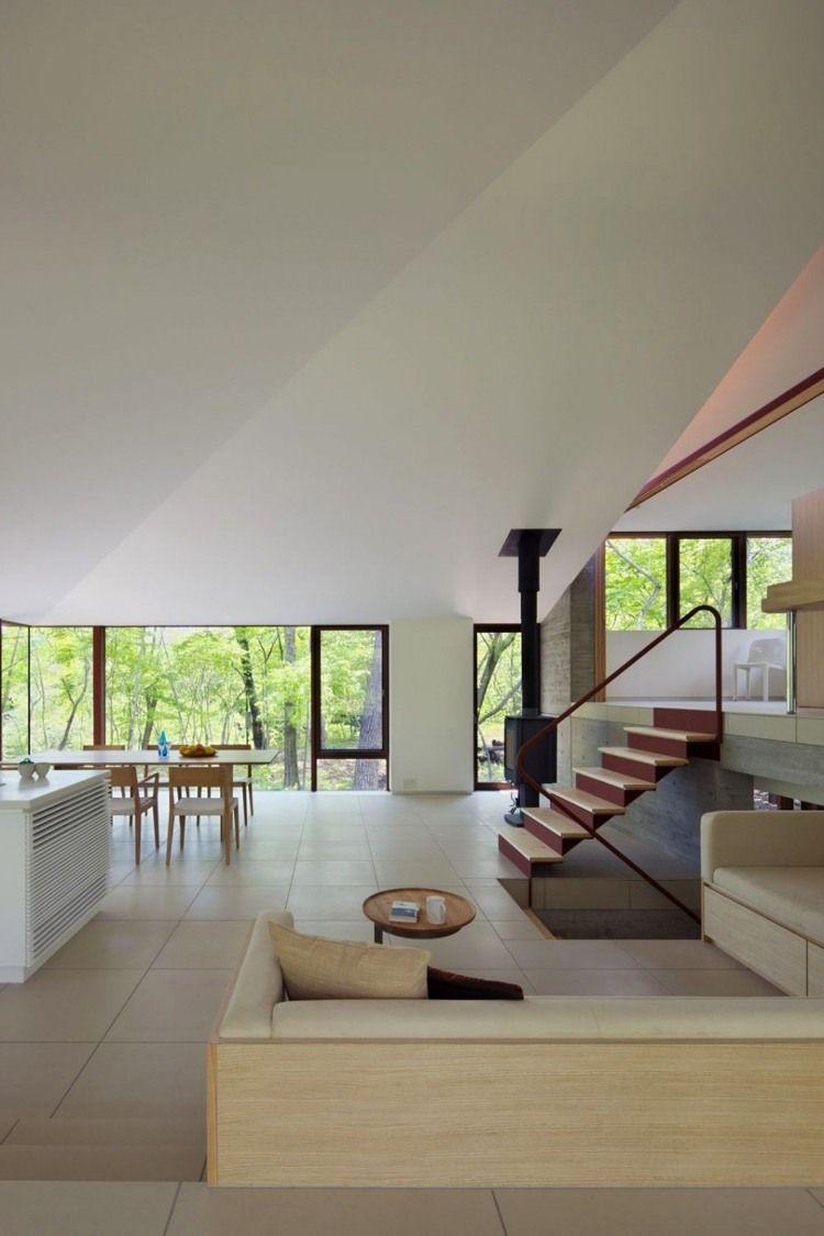 Minimalistic Japanese Interior Designs Homeadore Japanese Interior Design Japanese Home Design Interior Architecture Design
