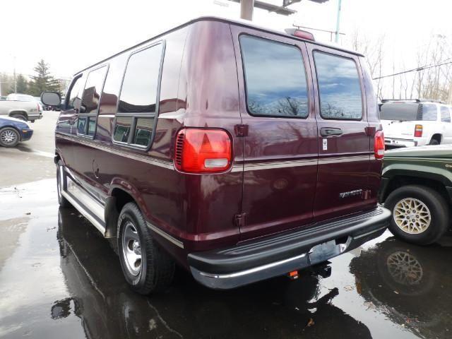 Used 2002 Dodge Ram Van 1500 Cargo Van in Buffalo, NY near