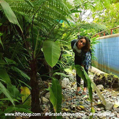 Grateful November by Fiftyloop Nicole Dramat Malaysia