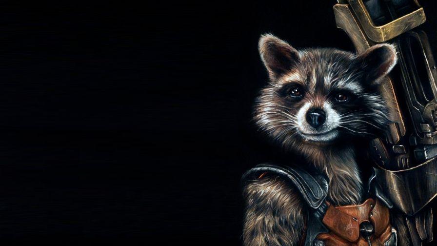 Guardians Galaxy Rocket Iphone 7 Hd Wallpaper Download Marvel Wallpaper Rocket Raccoon Galaxy Comics
