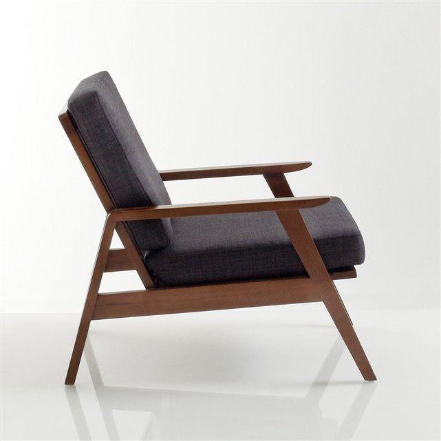 fauteuil vintage watford la redoute interieurs la redoute woon inspiratie pinterest. Black Bedroom Furniture Sets. Home Design Ideas