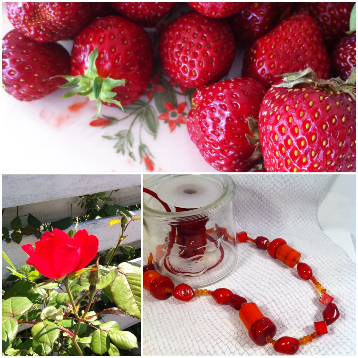 Sommer rød