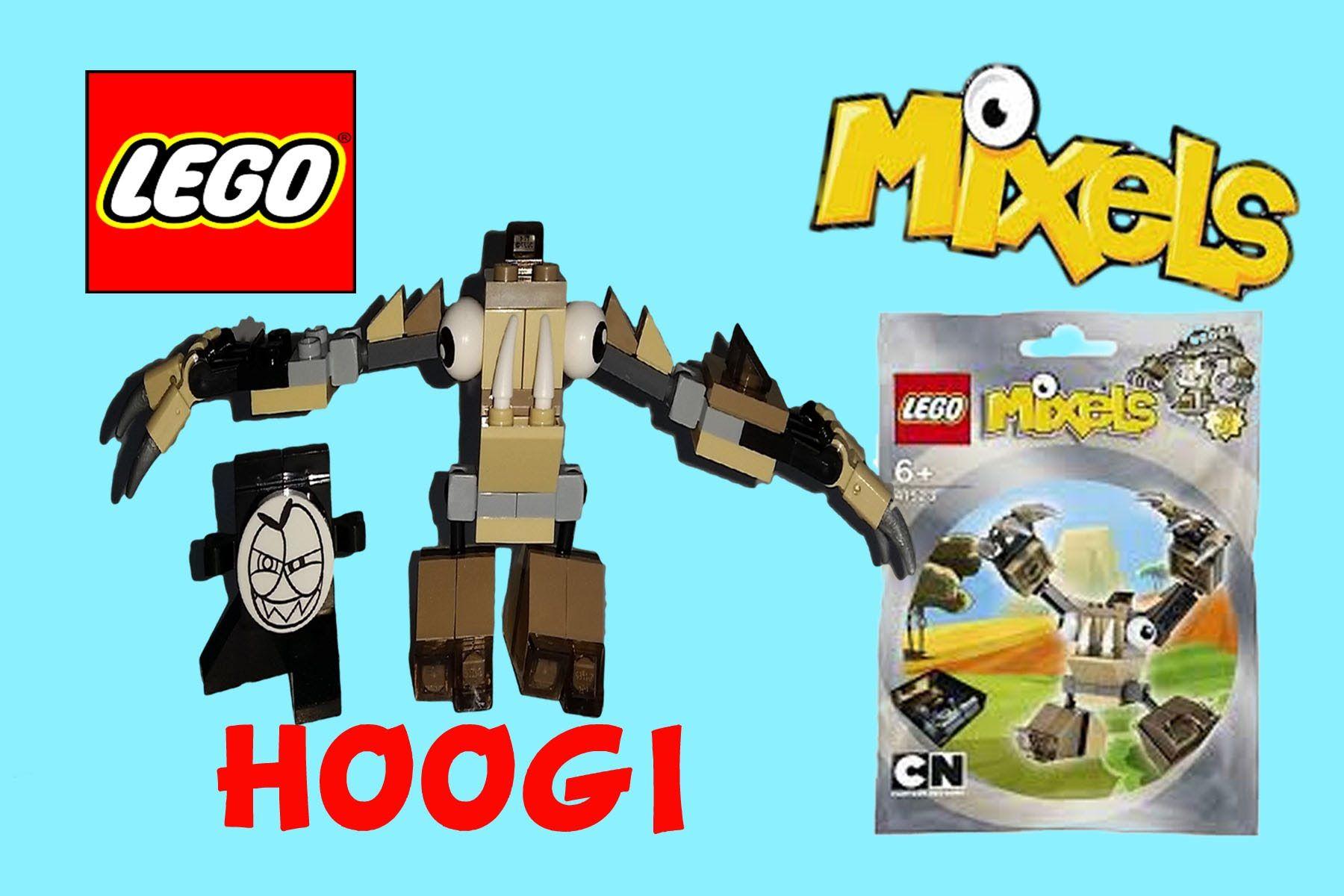 Lego Mixels Hoogi Toy Box Magic presents a fun Lego video