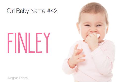 baby name: Finley   //baby names   Unusual baby names, Baby name