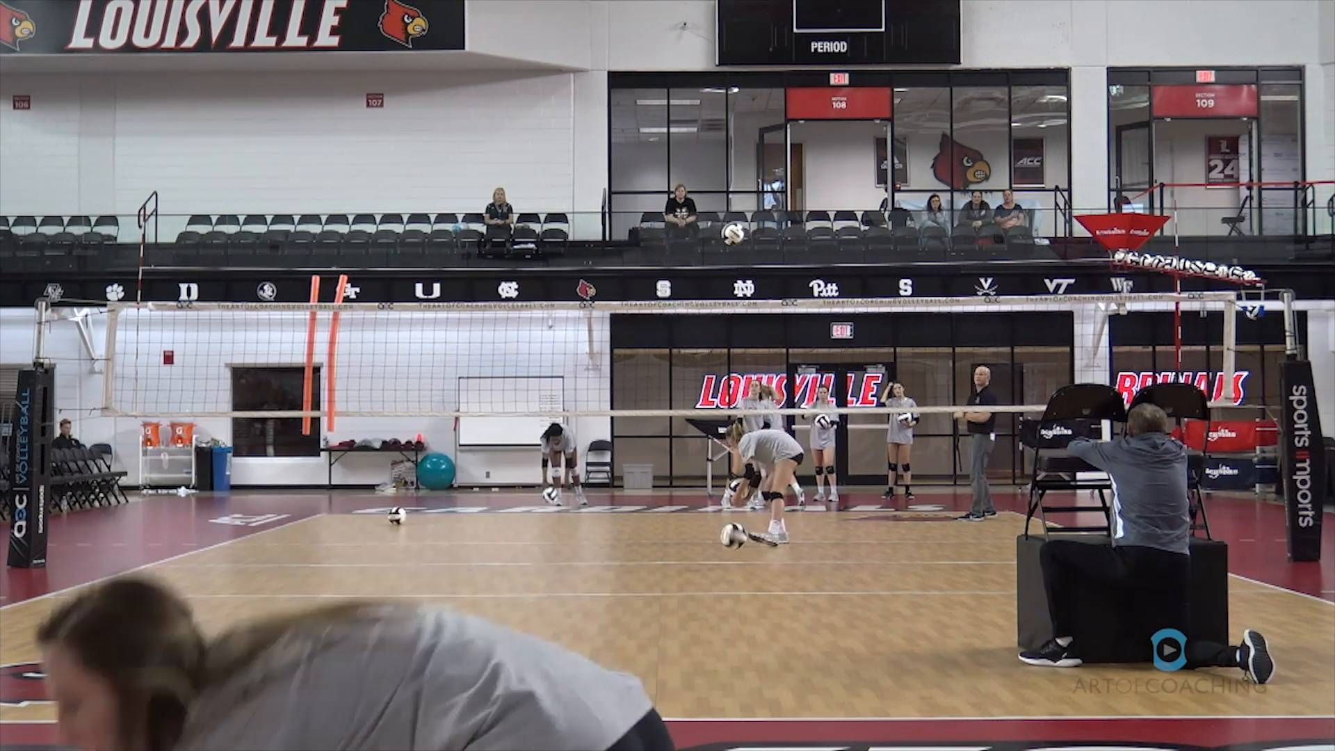 Serving Targets Create Variation Coaching Volleyball Volleyball Coaching