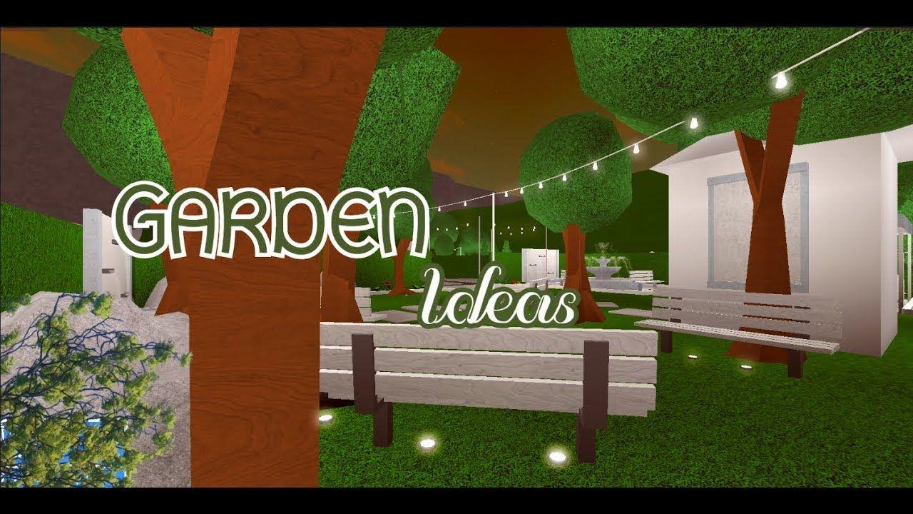Garden Ideas Bloxburg Small Patio Cool House Designs Modern Family House