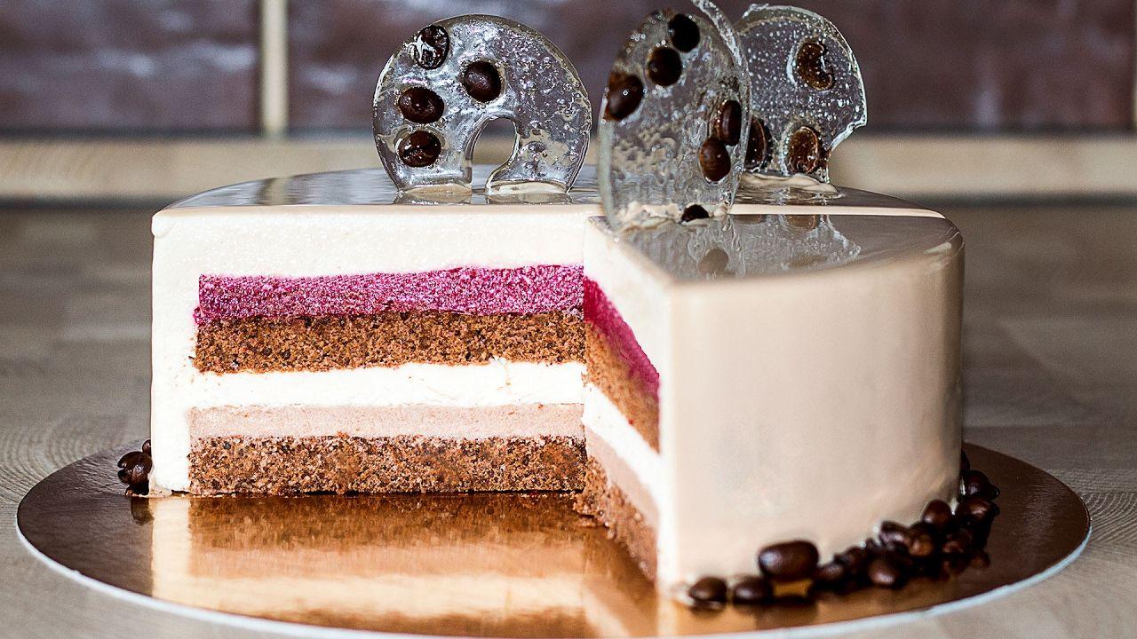 Кофейный торт своими руками фото 271