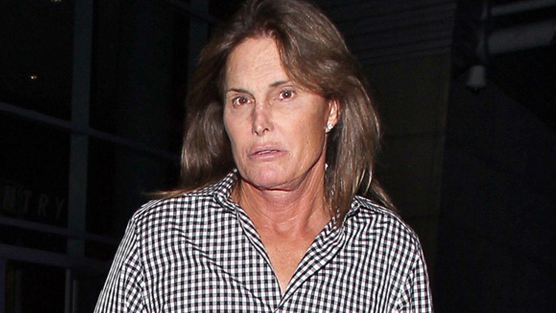 Check Out Bruce Jenner's Wavy, Long Locks At Elton John Concert