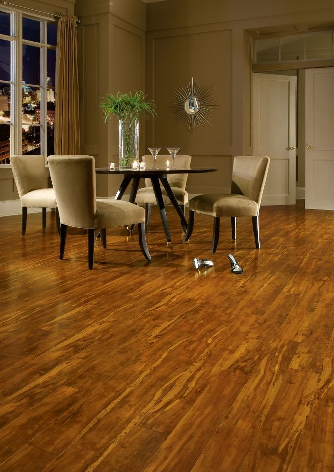 Armstrong laminate is the perfect alternative to hardwood