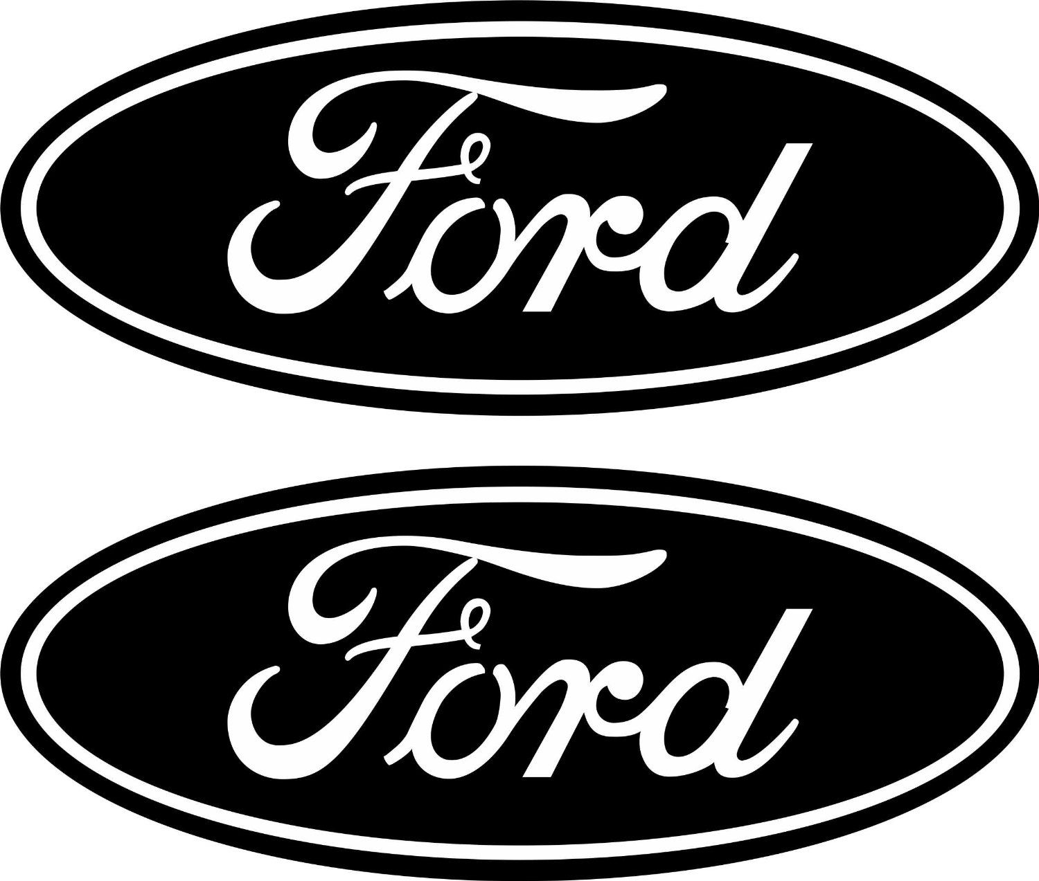 Black Ford Logo Hd Images Wallpaper With Images Ford Logo