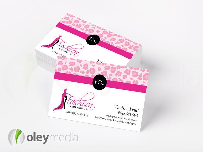 Business Card Design Oley Media Group Business Card Design Card Design Business Cards