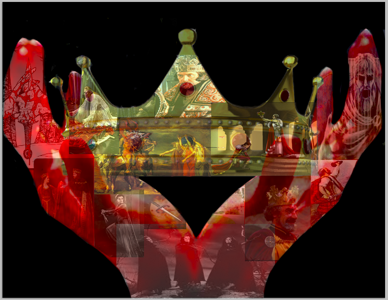 45++ Bloody crown info