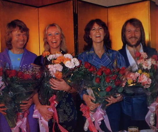 Pics of all 4 together - Seite 20 | www.abba4ever.com