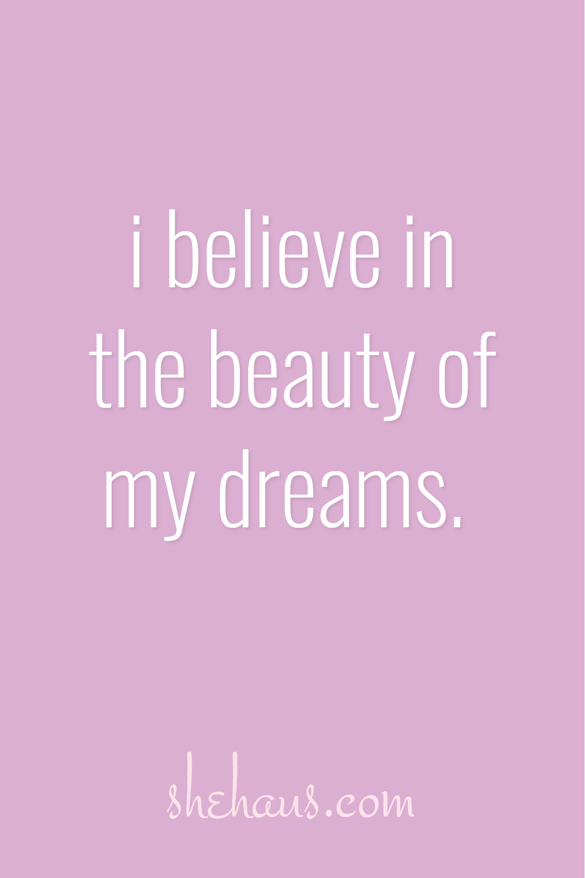 1 On 1 Coaching Shehaus My Dreams Quotes Affirmation Quotes Dream Quotes