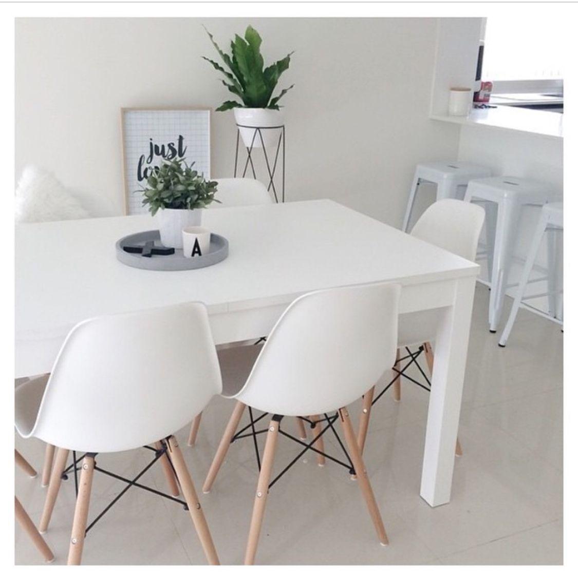 Chair & Table Inspo  Casa  Pinterest  Lofts Unique Kmart Kitchen Chairs Inspiration Design