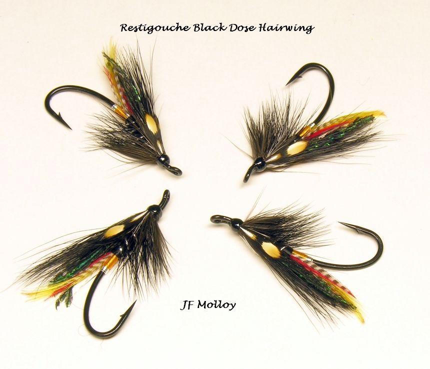 "Fly Fishing Flies Salmon Flies /""  /""Martinez/"" Fly Tying. /"" Mouche"