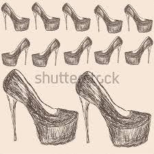 schoenen schetsen ile ilgili görsel sonucu