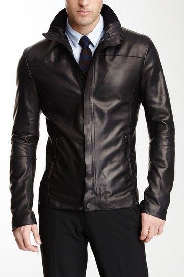 CHAQUETA DE CUERO ARMANI  armani  chaqueta  chaquetadecuero  cuero ... b743d590cd4
