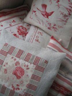 square pillow designs