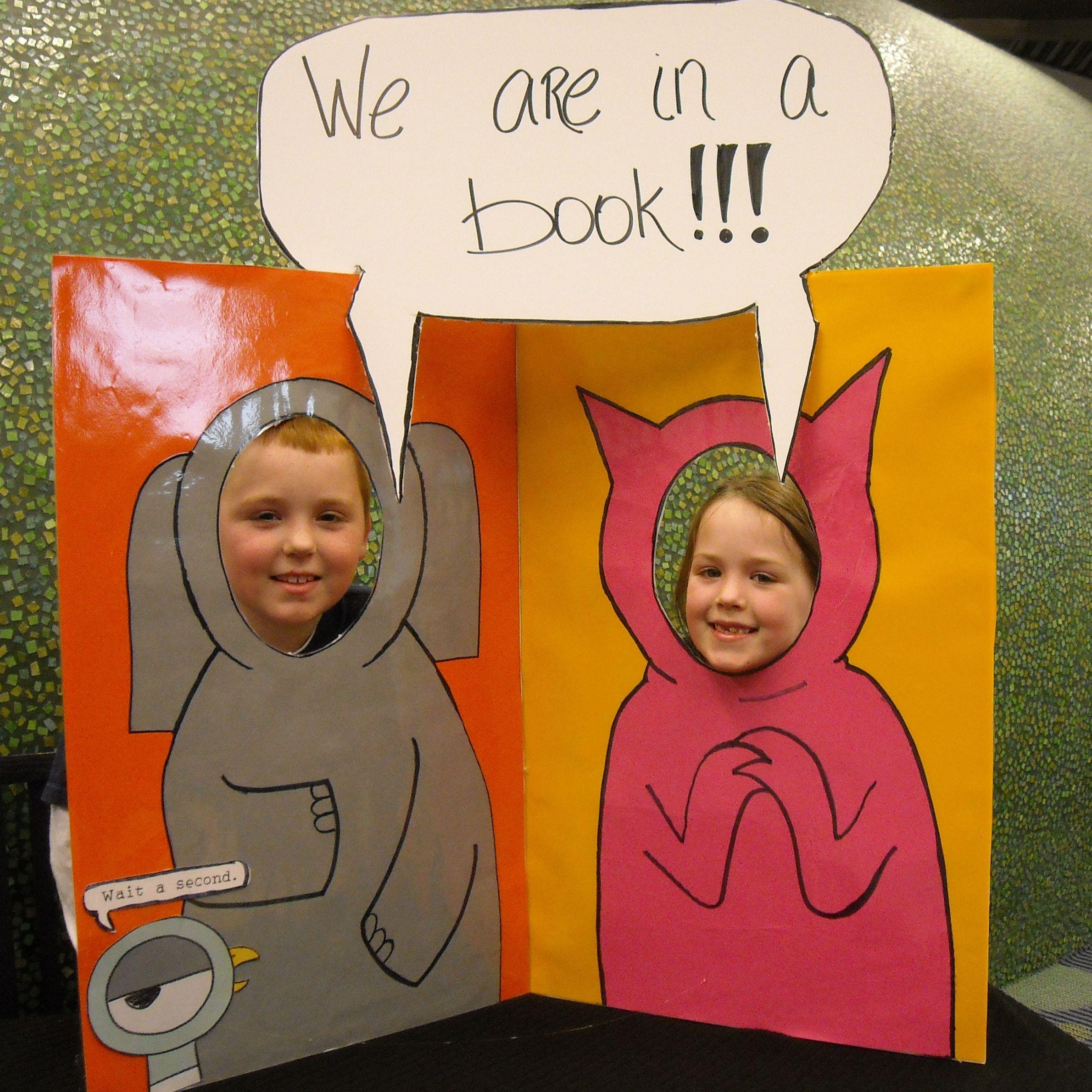 Elephant and piggie party piggie and elephant