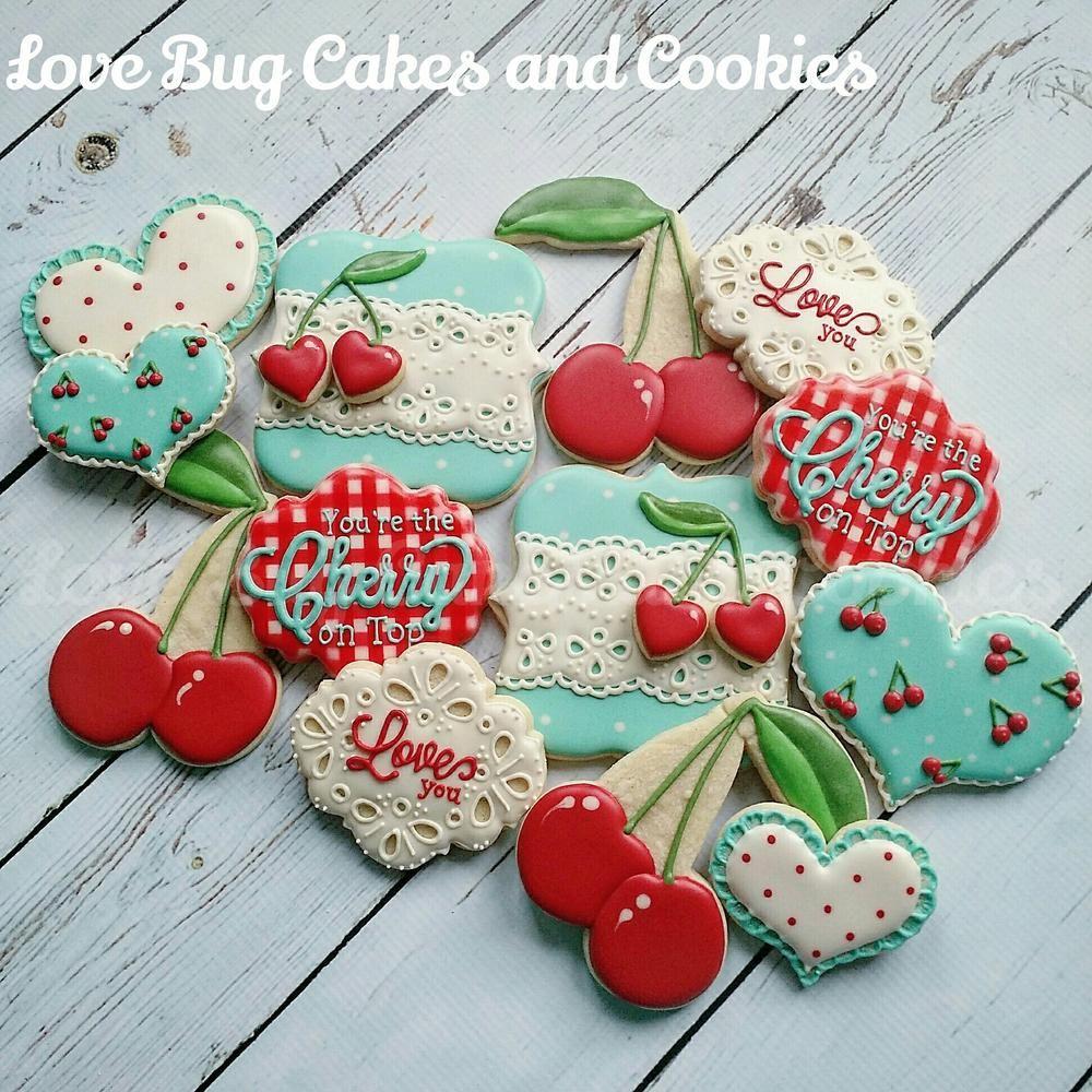 Best 25+ Valentine Cookie Recipes Ideas On Pinterest