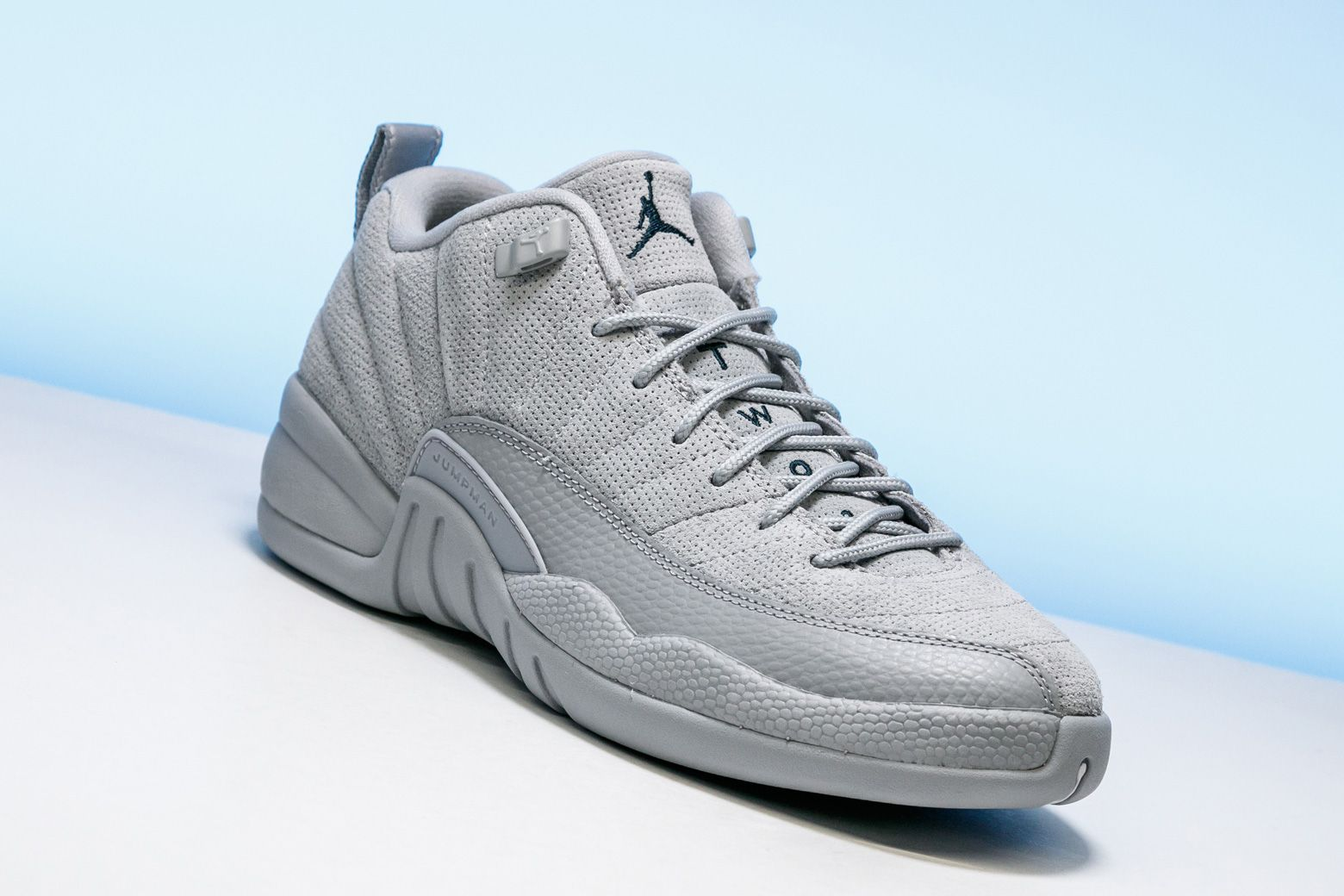 online store 7bc2b b67fe Jordan Brand drops the top on the Air Jordan 12 with this