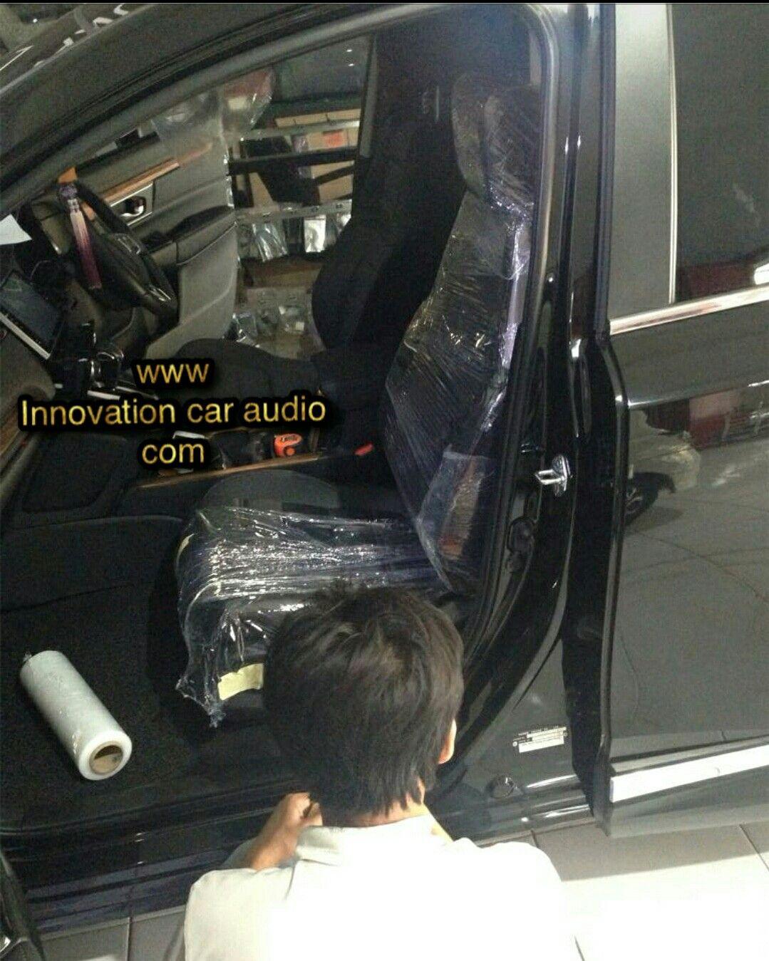 . Pasang audio , mobil jadi kotor ?? Hanya di Innovation