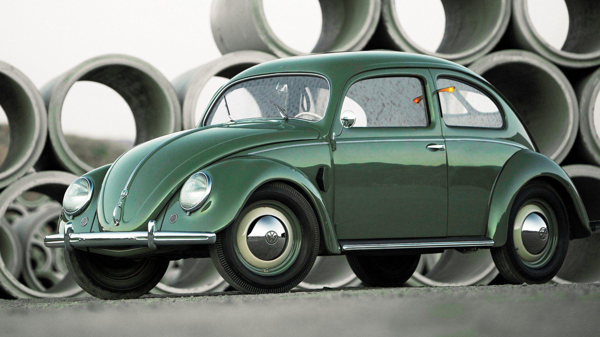 Classic Vw Beetle Volkswagen Beetle Classic Hd Wallpapers