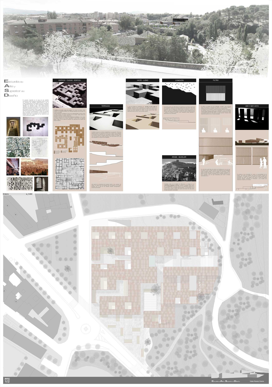 Plano arquitectura estado actual resumen emplazamiento for Planos de arquitectura