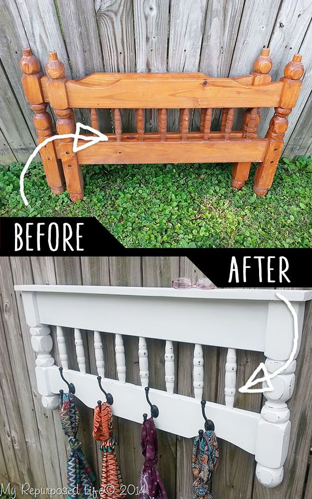 19 DIY Idea To Play With Old Furniture 12