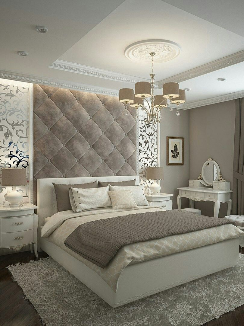 Wedding bedroom decoration ideas  Pin by Ewa Jodko on sypialnia  Pinterest  Interiors