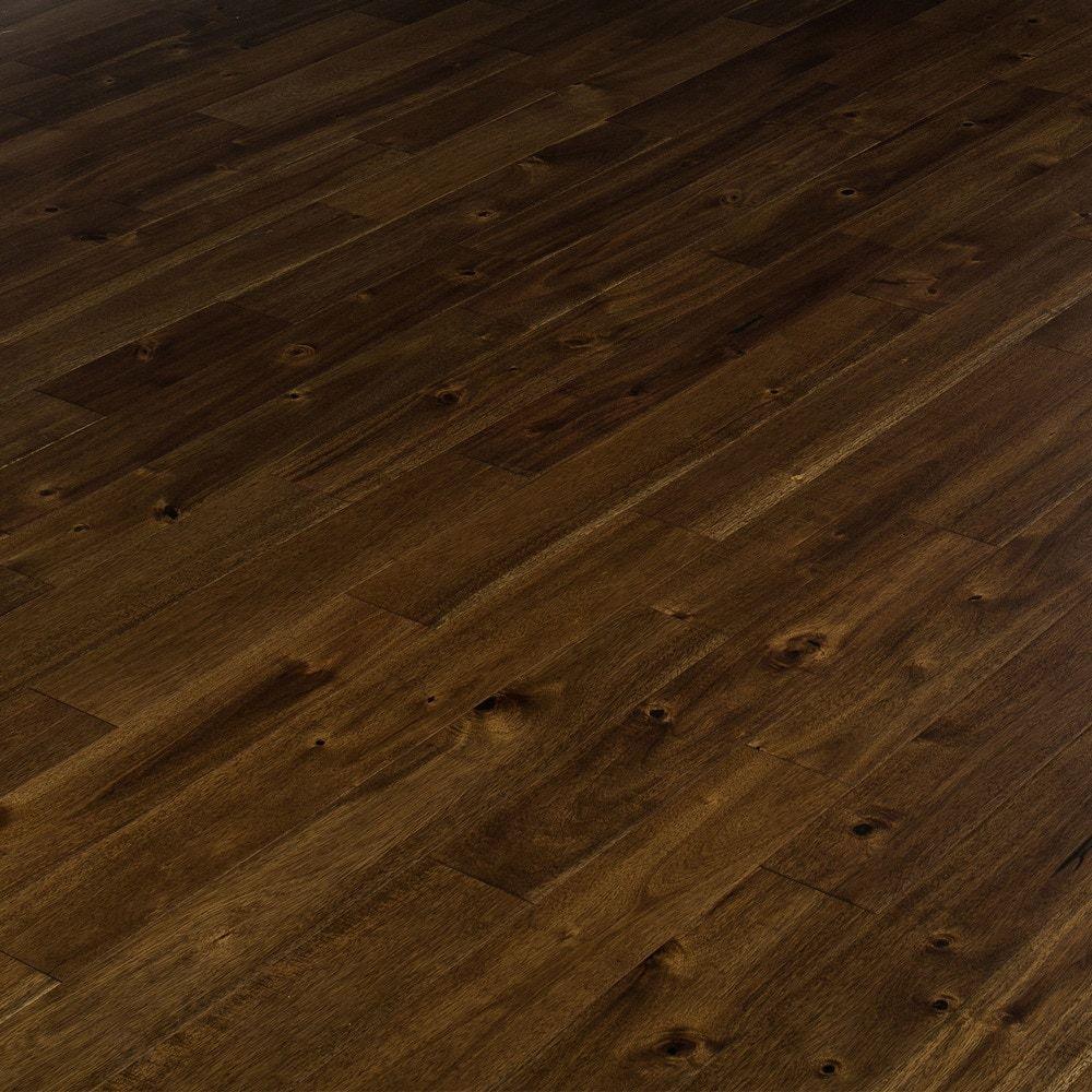 Mazama Liamke Hardwood Flooring Acacia Collection In 2020 Walnut Hardwood Flooring Prefinished Hardwood Hardwood