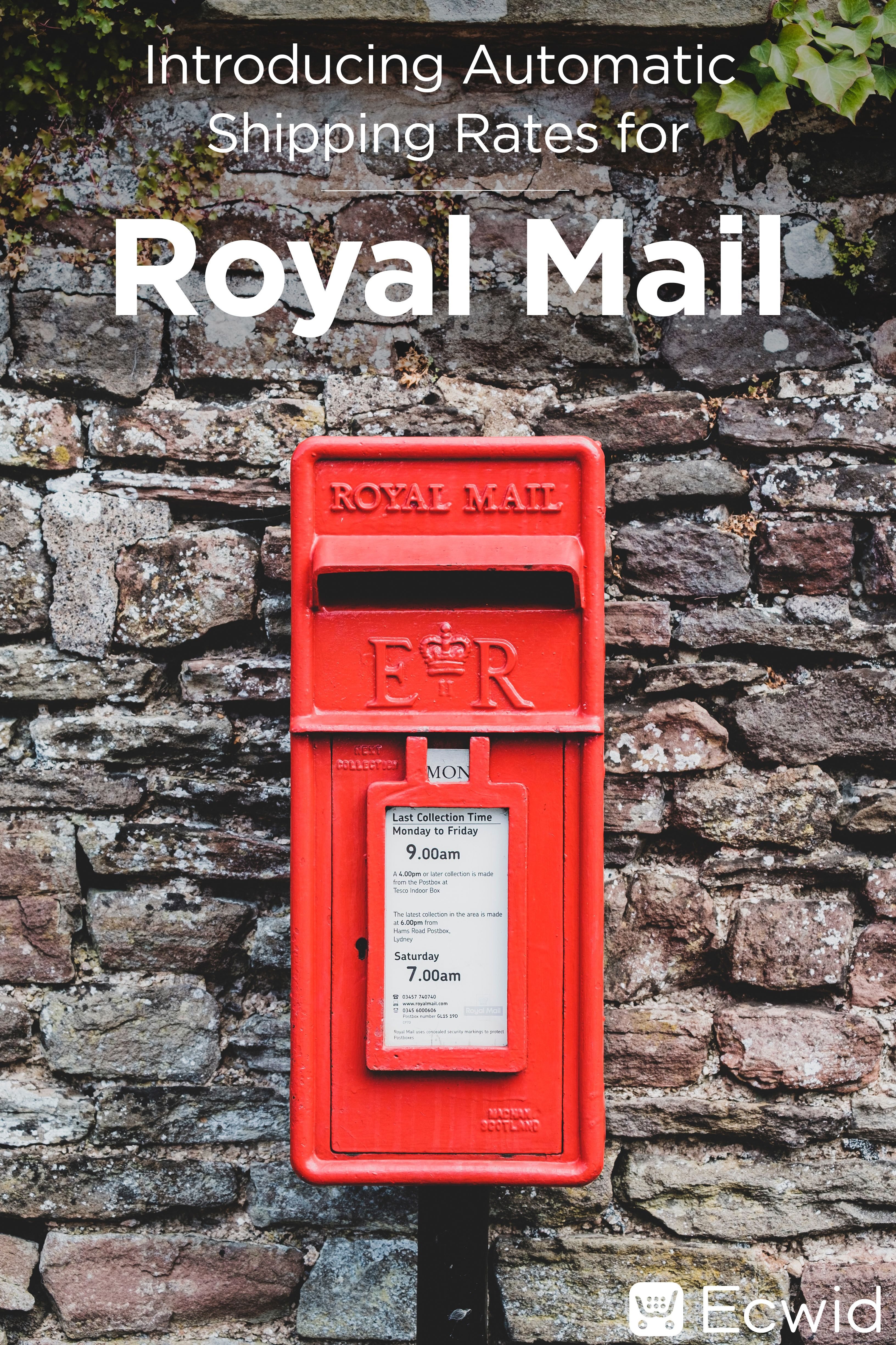 Introducing Automatic Shipping Rates for Royal Mail in