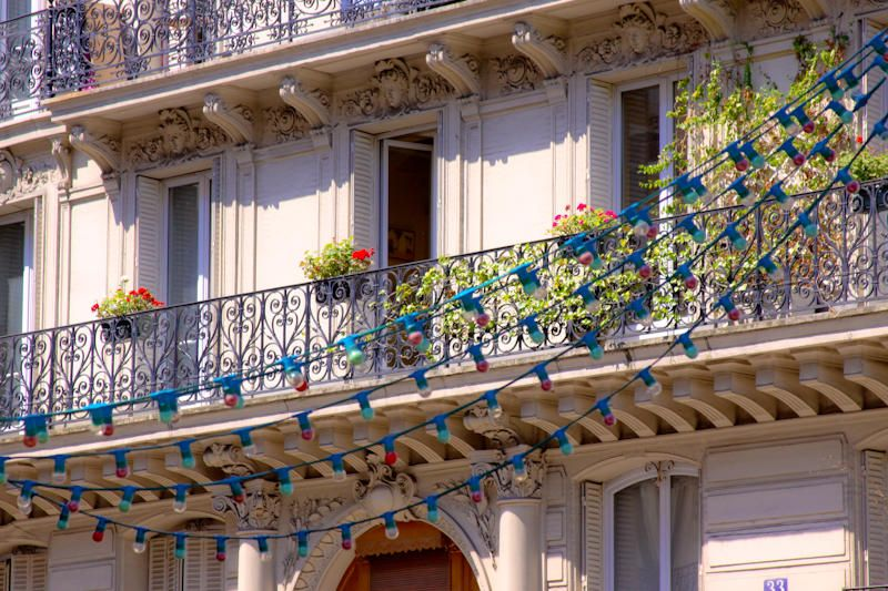 ღღ Paris - Near Canal Saint Martin
