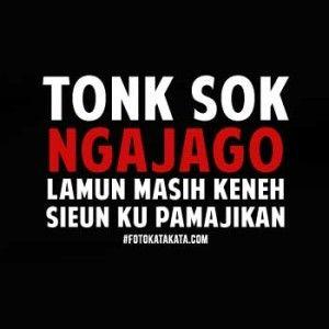Dp Bbm Lucu Bahasa Sunda 2016 Lucu Kata Kata Indah Kutipan Lucu